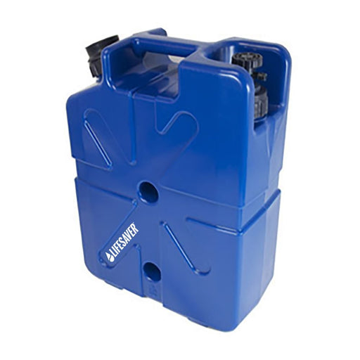 LifeSaver Jerrycan 20000UF 5 Gallon Filtering Can Dark Blue FREE SHIPPING