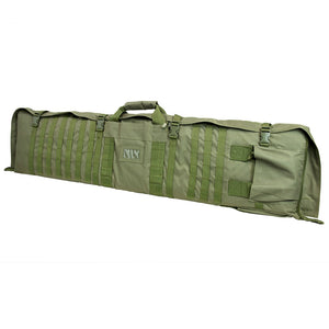 VISM by NcSTAR CVSM2913G RIFLE CASE/SHOOTING MAT/GREEN