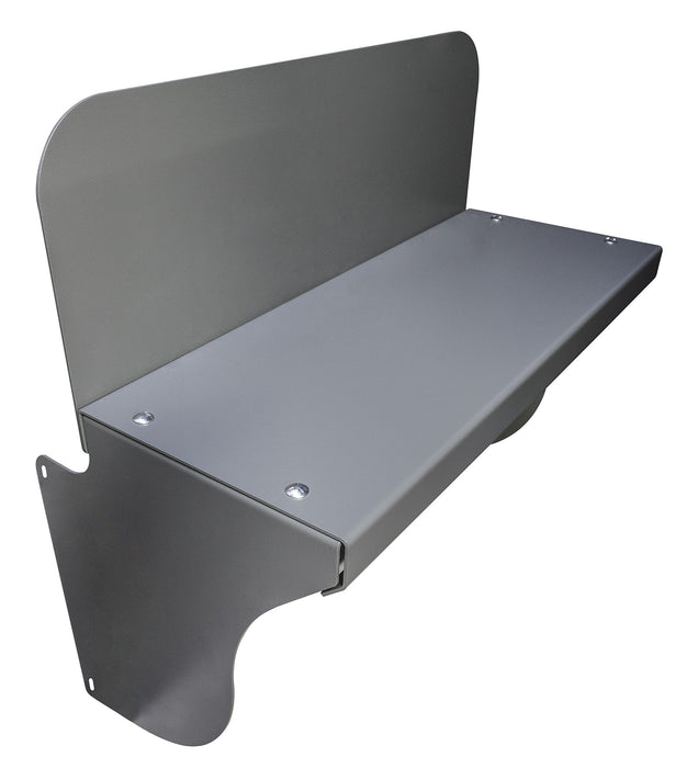 Swisher ESP Steel Double Panel Bench Grey