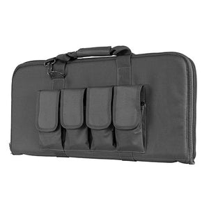 "VISM by NcSTAR CVCP2960U-36 CARBINE GUN CASE (36""L X 13""H)/ URBAN GRAY"