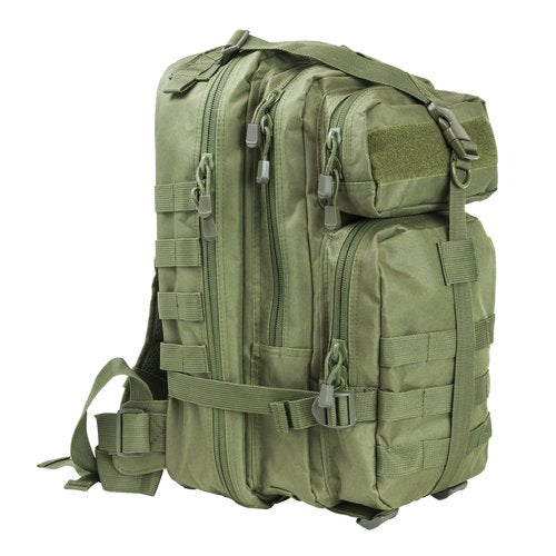VISM by NcSTAR CBSG2949 SMALL BACKPACK/GREEN
