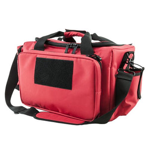 VISM by NcSTAR CVCRB2950R COMPETITION RANGE BAG/RED WITH BLACK TRIM