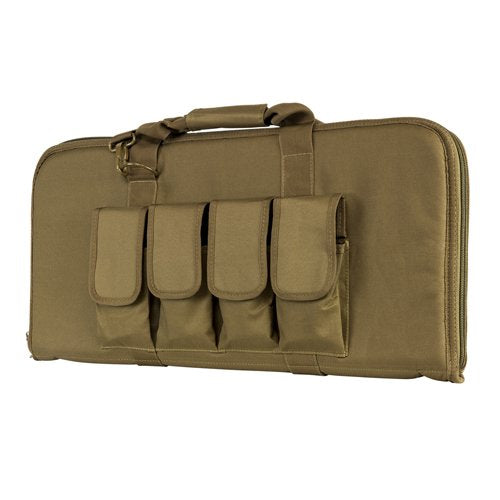 "VISM by NcSTAR CVCP2960T-36 CARBINE GUN CASE (36""L X 13""H)/ TAN"