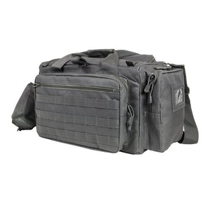VISM by NcSTAR CVCRB2950U COMPETITION RANGE BAG/URBAN GRAY
