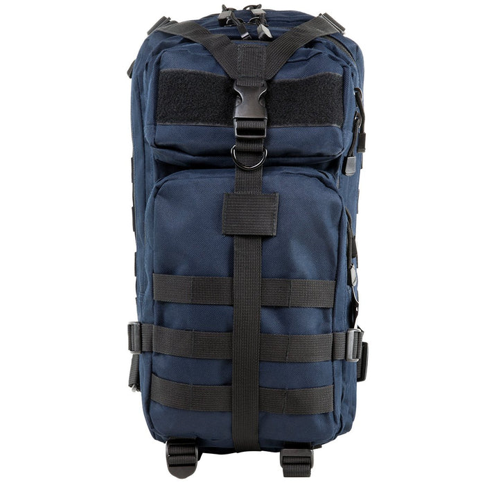 VISM by NcSTAR CBSBL2949 SMALL BACKPACK/BLUE WITH BLACK TRIM