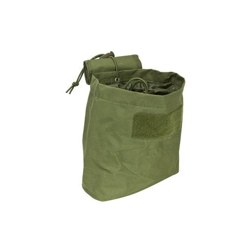 VISM by NcSTAR CVFDP2935G FOLDING DUMP POUCH/GREEN