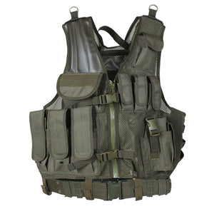 Fox Tactical Big & Tall Mach 1 Tactical Vest