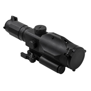 NcSTAR VSRTM3940GV3 GEN3 SRT 3-9X40 Scope green laser