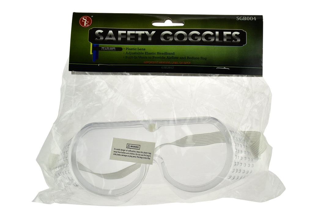 SE SGB004 Safety Goggles
