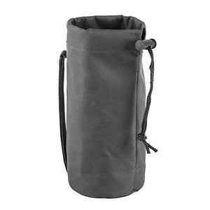 VISM by NcSTAR CVBP2966U MOLLE HYDRATION BOTTLE POUCH/ URBAN GRAY