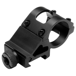 NcSTAR MFL1 1 OFF-SET MOUNT FOR 1 FLASHLIGHT/LASER