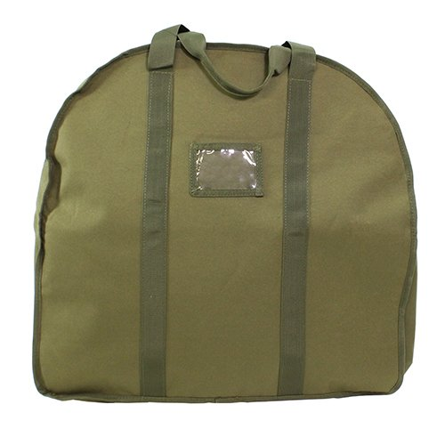 VISM by NcSTAR CLVSTBAG2982G PLATE CARRIER/ TACTICAL VEST BAG - GREEN
