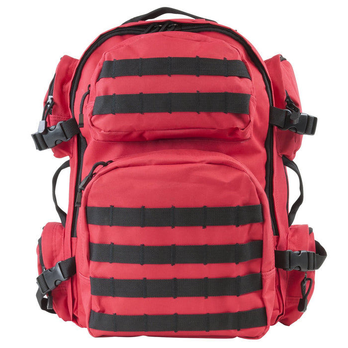 VISM by NcSTAR CBR2911 TACTICAL BACKPACK/ RED