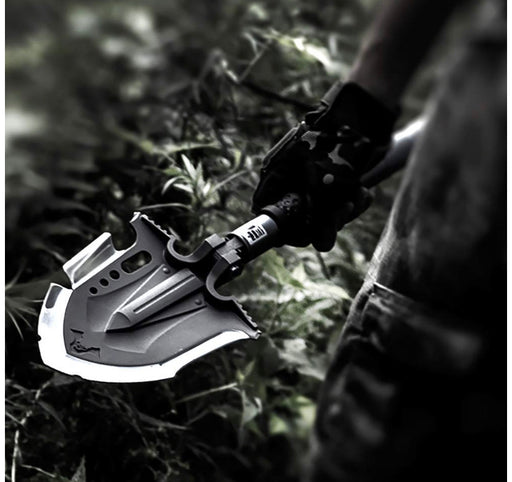 Zune Lotoo Annihilate F-A3 Multi Tool Survival Shovel