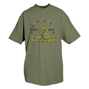 Liberty or Death OD Green