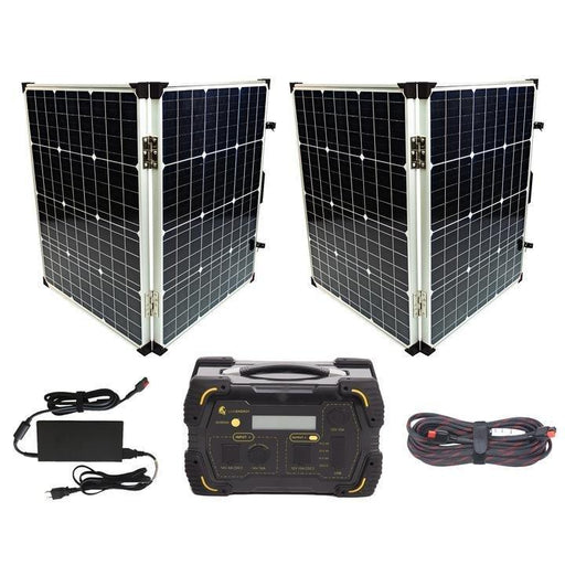 Lion Energy Ultimate LT Kit - Off Grid Survival