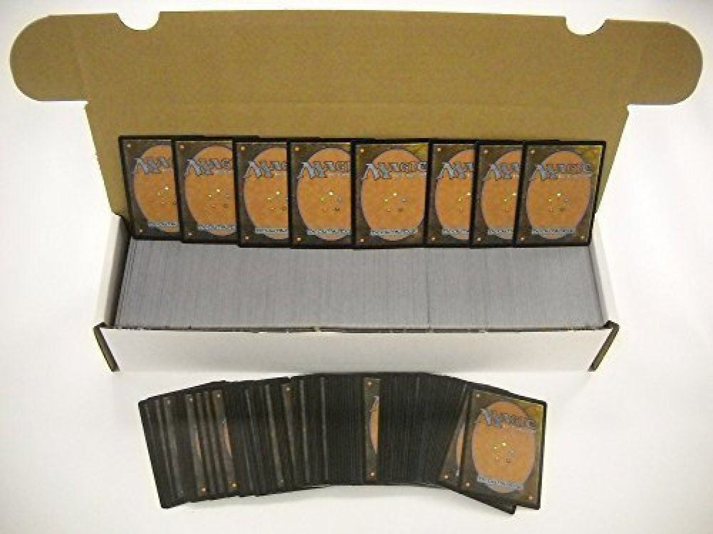 1000+ Magic the Gathering Card Collection