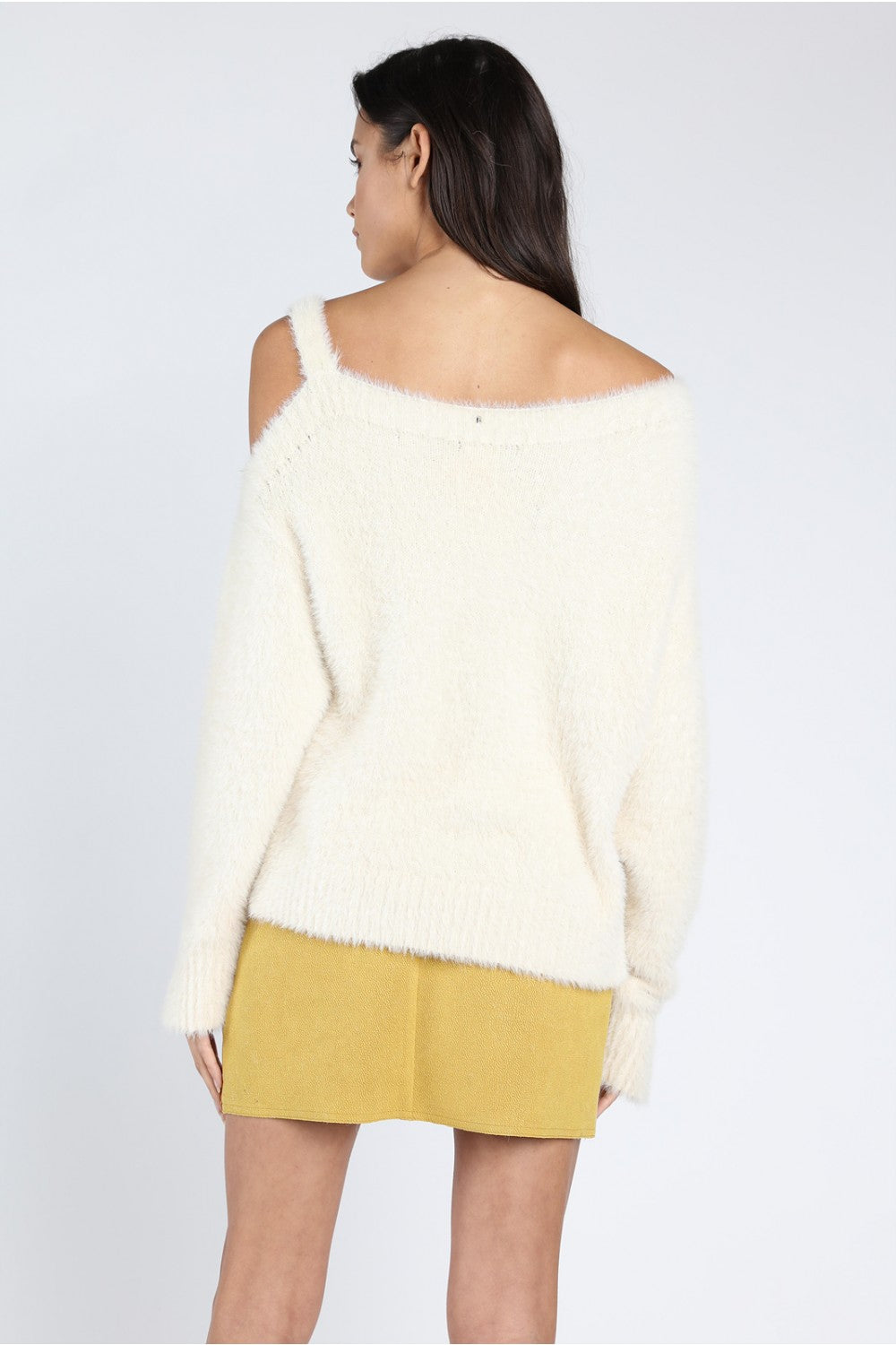 Warm Fuzzy Feelings Sweater