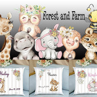 Baby Crib Toys and Nursery Decor