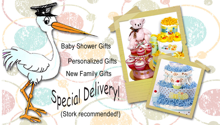 Storkandveil stork and veil babies and brides baby shower featured collection negle Gallery