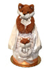 Bearington Lil Fritz Fox Diaper Cake