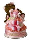 It's a Boy-It's a Girl Bear Diaper Cake