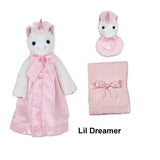 Bearington Lil Dreamer unicorn diaper cake