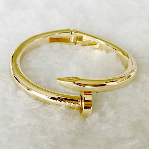 ADRIENNE Bangle - Gold