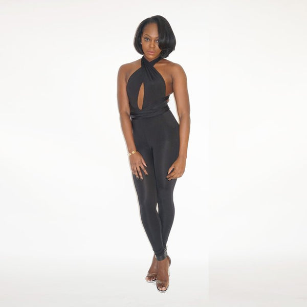 RIOS Jumpsuit - Black