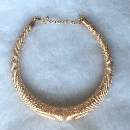 ISABEL CHOKER - Gold