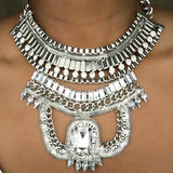 PERSIA NECKLACE - Silver