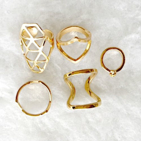 YONCE RING SET