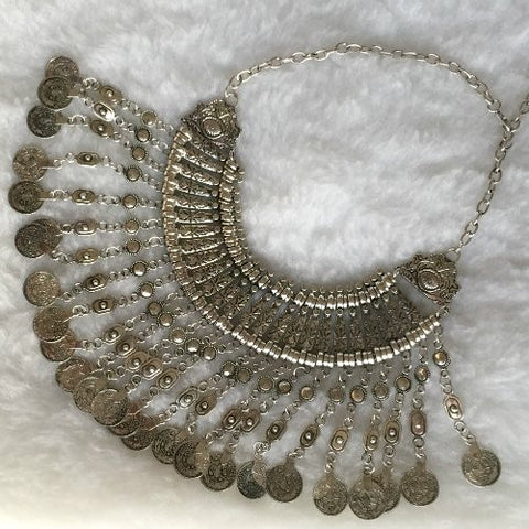 ZINGARO NECKLACE - Silver
