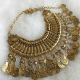 ZINGARO NECKLACE - Gold