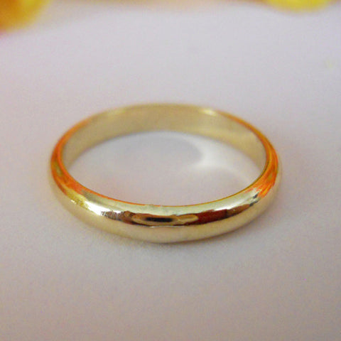 2.5mm Domed Band
