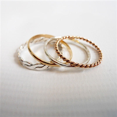 Four Ring Stacking Set