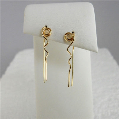 Earrings Gold Filled