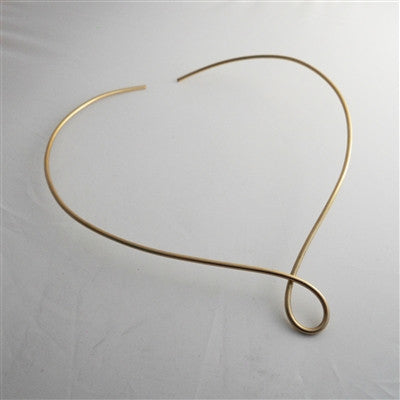 COLLAR NECKLACE 14K GOLD FILLED