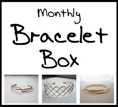 MONTHLY BRACELET CLUB