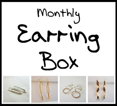 MONTHLY EARRING CLUB
