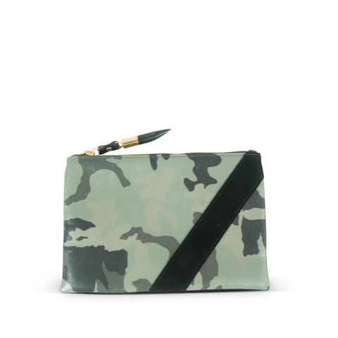 Granite Camo Small Pouch