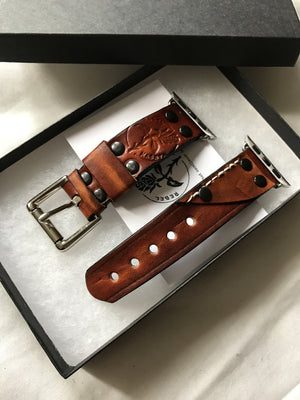 apple watch strap  革リンゴの時計バンド  Leder iwatch Band banda iWatch pelle  banda de reloj Apple  apple horlogeband  Apple klocka band  banda iWatch couro  nahka iwatch band læder iwatch band  leather watch strap  apple lederarmband