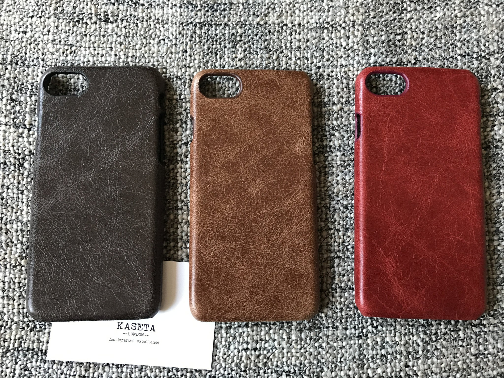 Caso de couro do iphone 7,  Étui en cuir pour iphone 7,  Funda de cuero para iphone 7 plus,