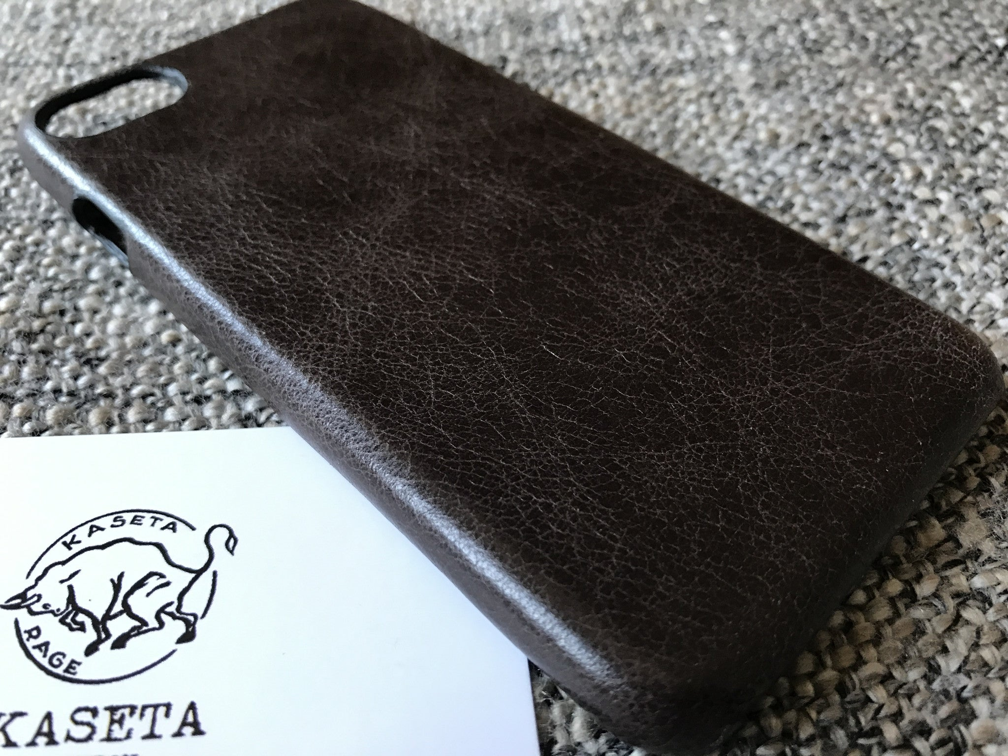 Custodia in pelle iphone 7 & 7Plus