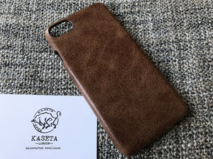 iPhone Leather Case 'Lincoln-Rioja'  - Kaseta