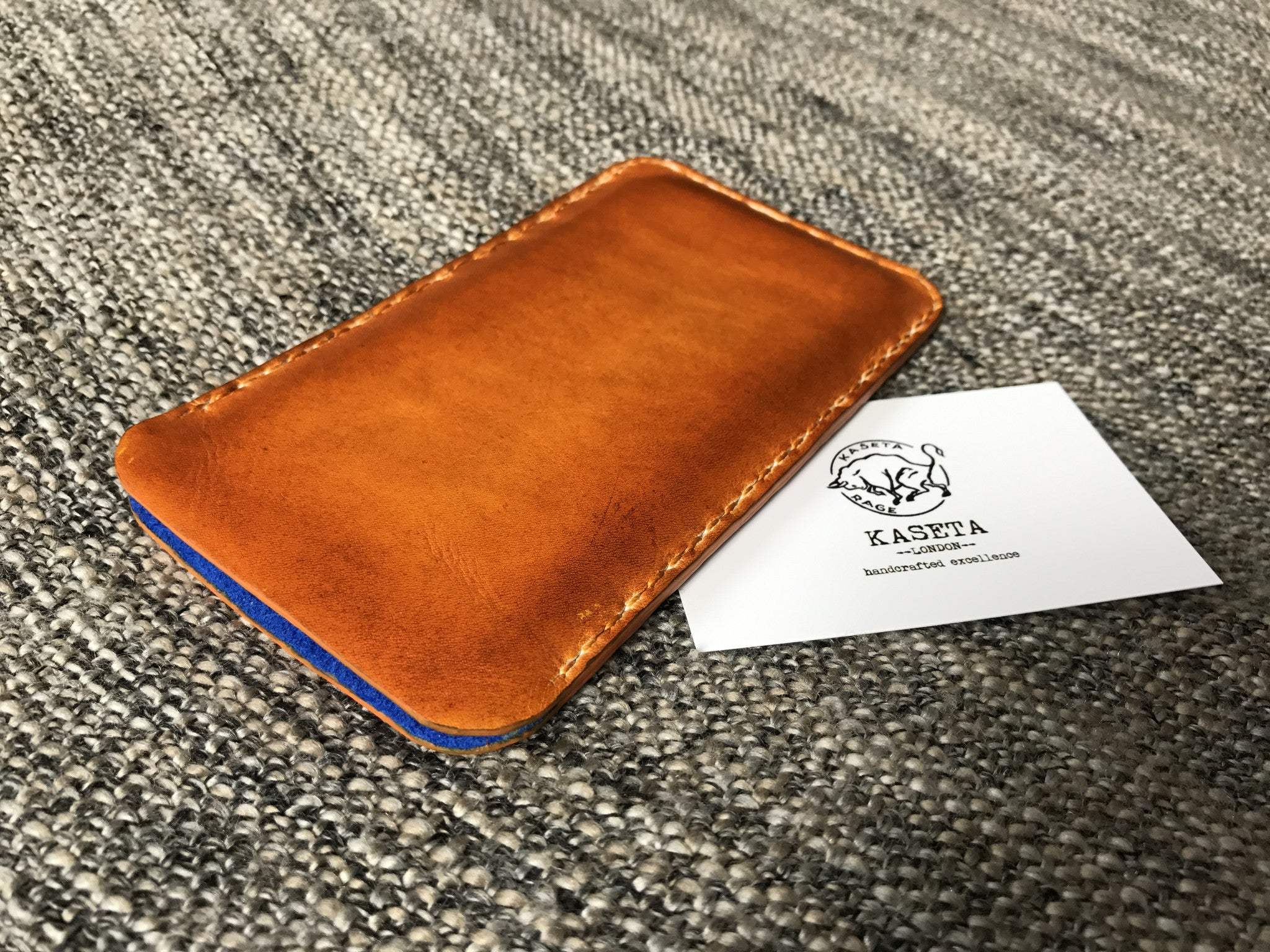 soft leather pouch for iphone, suede to protect  iphone 7