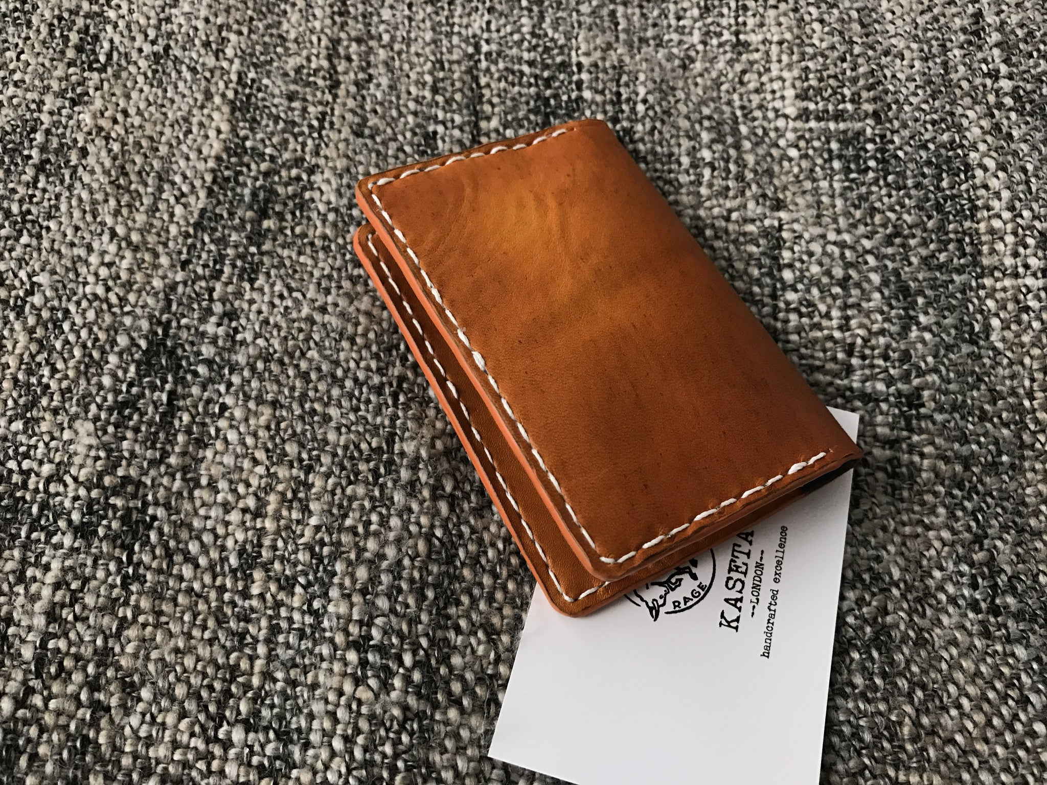 oyster wallet  leather wallet