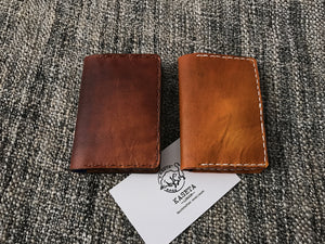 kaseta leather card holders