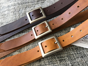 leather belts - kaseta
