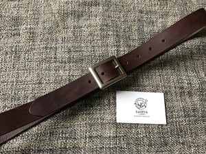 high quality leather belts - kaseta